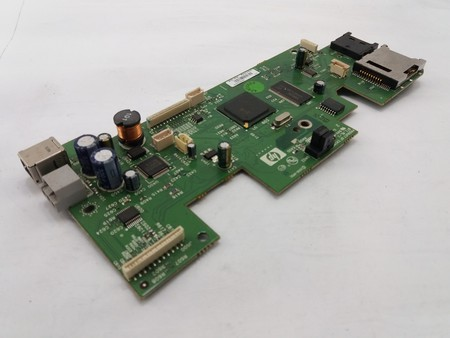 Placa Lógica HP Photosmart C3180 (Q8150-60164)